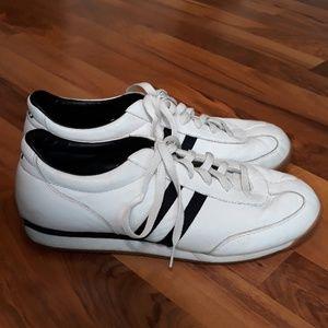 Polo by Ralph lauren Size 11.5 White black 67 Tub1